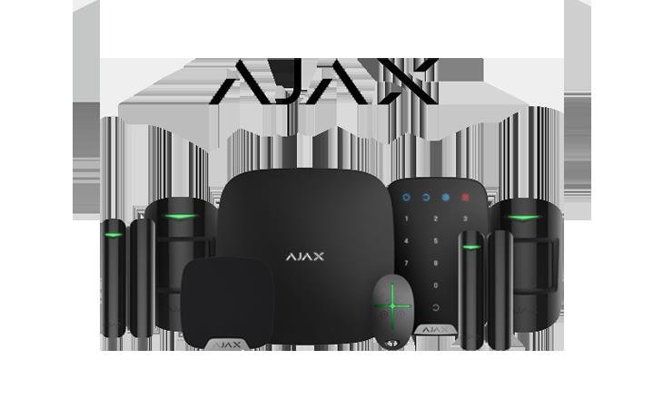 AJAX Alarmsystemen