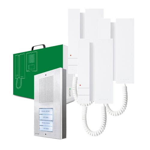 Componenten Video Intercoms