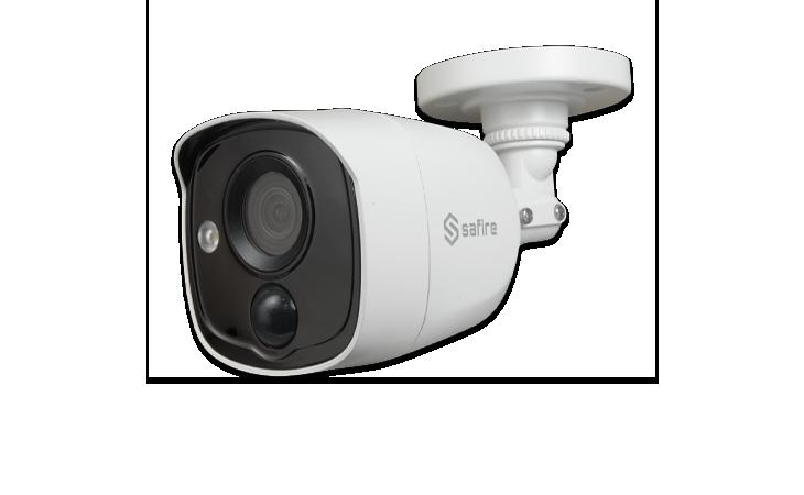 HDTVI Camera's